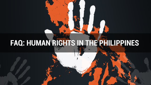 Human rights thesis