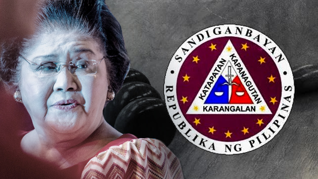 PENDING CASES. Graft cases against former First Lady and current Ilocos Norte representative Imelda Marcos are among the oldest pending cases at the Sandiganbayan.