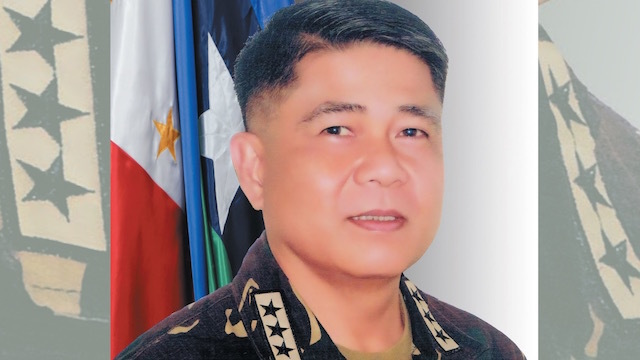 NEXT CHIEF? Army Lieutenant General Ray Guerrero is the commander of military forces based in the home region of the President, the Eastern Mindanao Command. Military photo