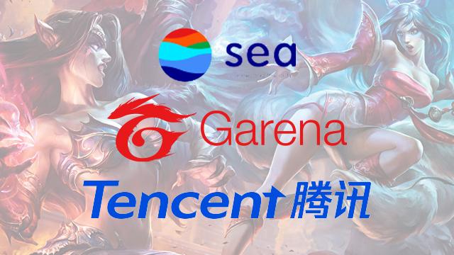 Sea Entertainment deal lets Garena publish more Tencent games