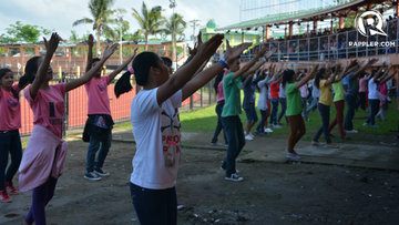Ormoc dance group to welcome Pope Francis to Leyte