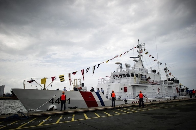 New rescue ship arrives in ph from japan for Bureau quarantine philippines