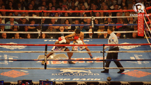 Pacquiao pounds Bradley to win one-sided decision