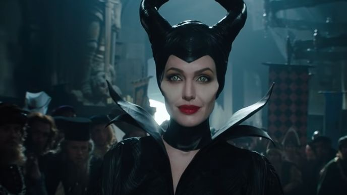 MALEFICENT SEQUEL. Angelina Jolie returns to play the Disney villain on October 2019. Screenshot from Walt Disney Studio's Youtube page