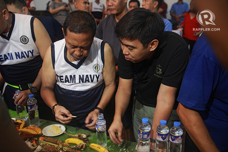 VP Binay: 'Attacks against me weakening'