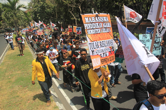 Foto Kantor Gubernur Bali Kantor Gubernur Bali