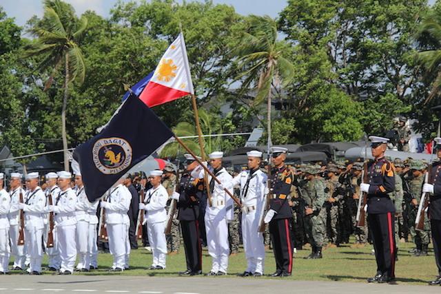 117th ANNIVERSARY: The Philippine Navy celebrates its anniversary in Cavite City
