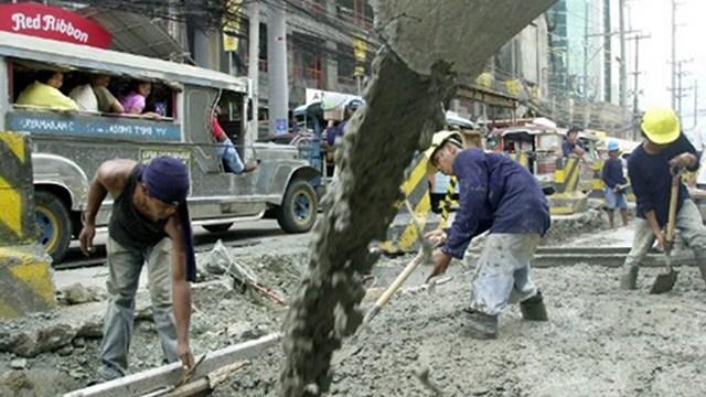 PH gov't ramps up infrastructure spending