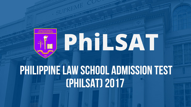 Pass First National Law School Entrance Test PhilSAT