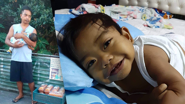 Photos taken from Jenny Sumalpong's (left) and Jabee Detablan's (right) Facebook page