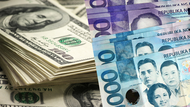 Manila Philippines The Philippine Peso Ended Its 7 Day Losing Streak On Friday November 25 Gaining 14 Centavos With Expected Surge In Cash