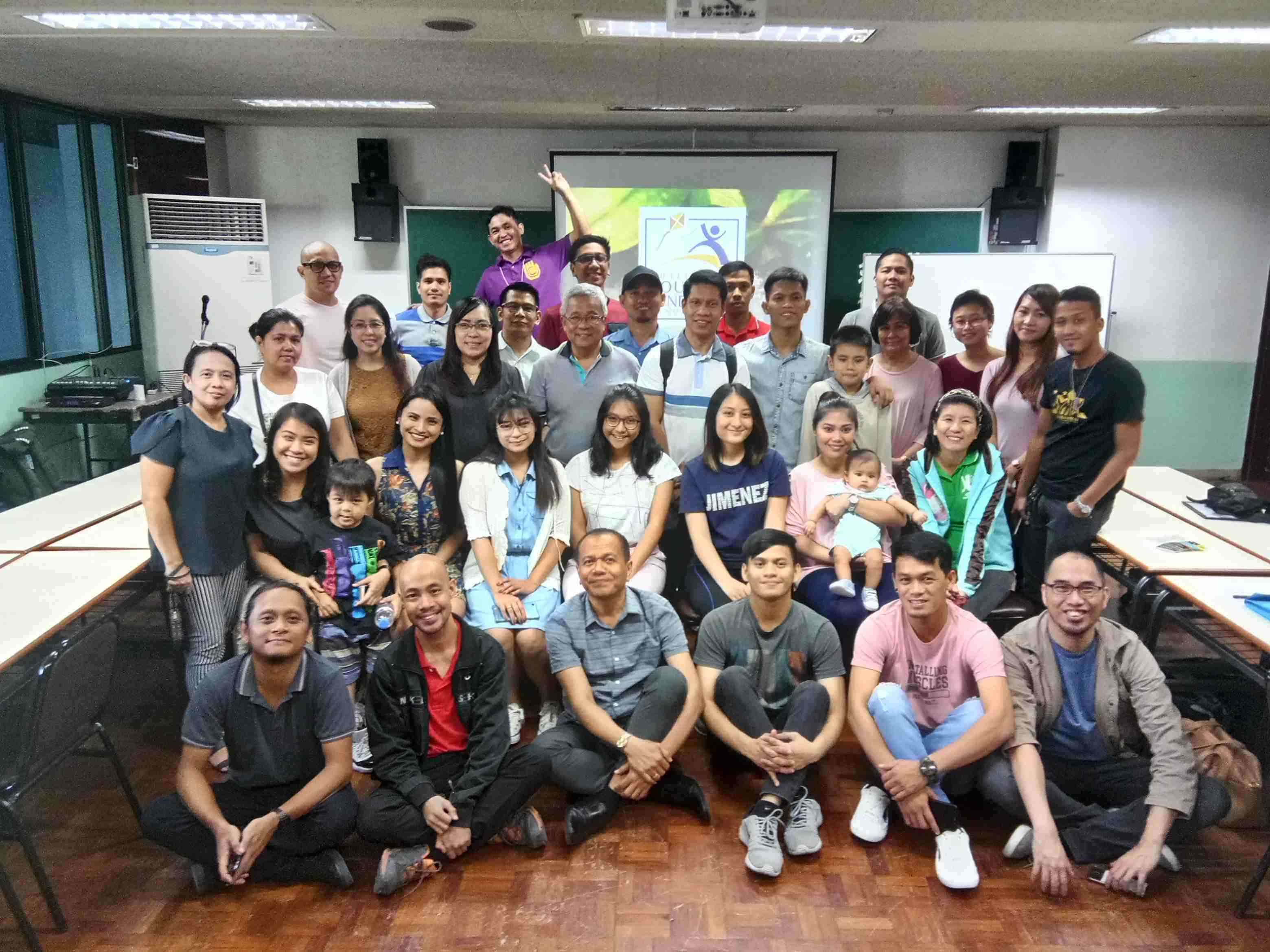 GATHERING. PTSA members, PTTC-GMEA employees and TS advocates attend the PTSA Annual Gathering on March 20, 2019. Photo from Guia Soriano