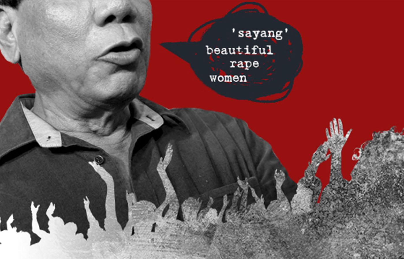 Not just a joke: The social cost of Duterte's rape remarks