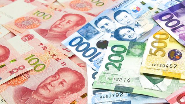 Philippines China Launch Peso Yuan
