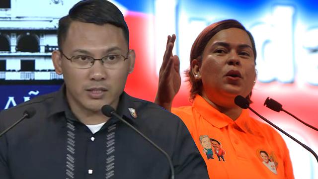 NYC chief Ronald Cardema's photo from RTVM screenshot; Davao City Mayor Sara Duterte's photo by Ben Nabong/Rappler