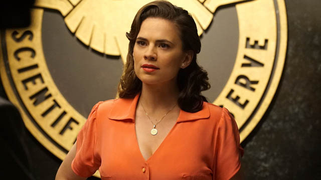 NOT COMING. Actress Hayley Atwell was supposed to attend ComicCon Asia 2018. Photo from Facebook/Agent Carter