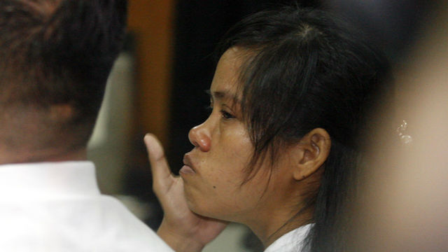 The honor of Mary Jane Veloso