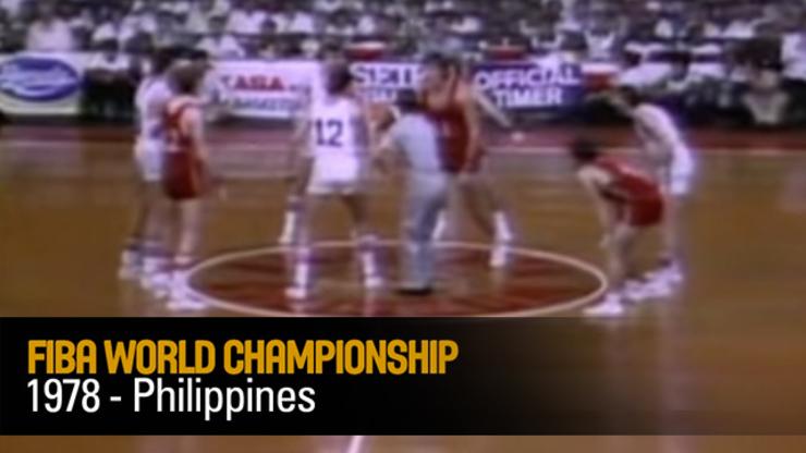 1974 FIBA World Championship #