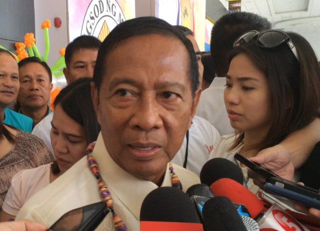 Binay 'dummies' closing accounts since Senate probe