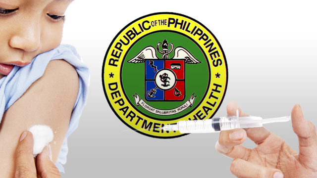 DOH: Students to get tetanus shots for 'lifetime immunity'