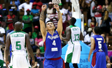 Alapag 'honored' to be named to FIBA players' commission
