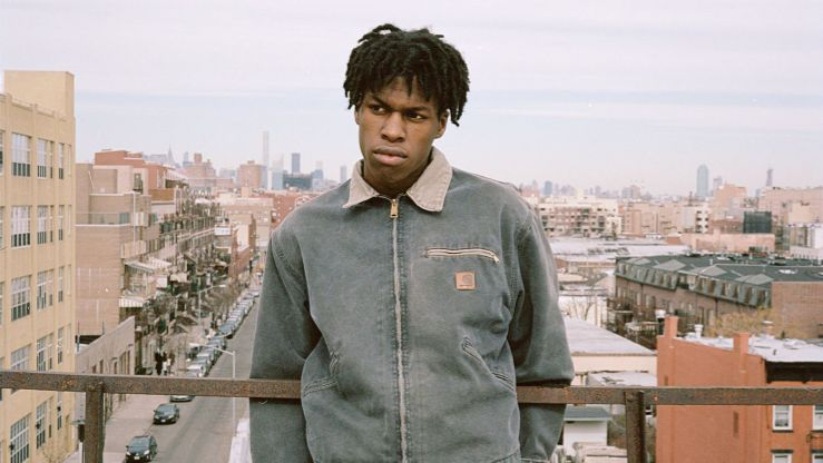 CAESAR RETURNS. The R&B singer-songwriter is set for a July concert in Manila this year. Photo from Daniel Caesar's Facebook page