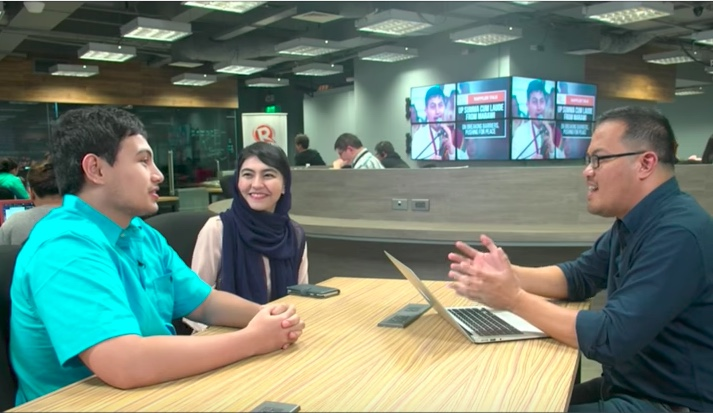 On Rappler Talk on Thursday, 3:30 pm, June 29, UP honors students Arman Ali Ghodsinia and his sister, Farah, talk about the plight and aspirations of their fellow Maranaos as the fight rages in their hometown