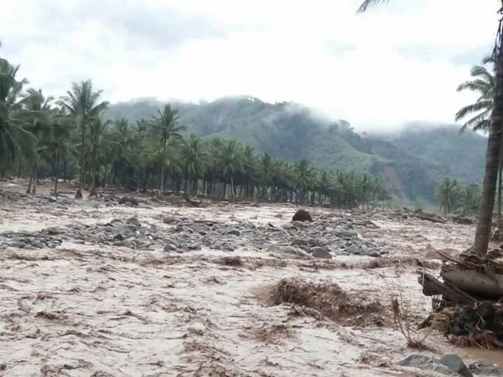 FARMLAND COMMUNITIES. Among the heaviest hit communities in Lanao del Norte is the remote village of Dalama in Tubod. Photo from Province of Lanao del Norte Facebook page