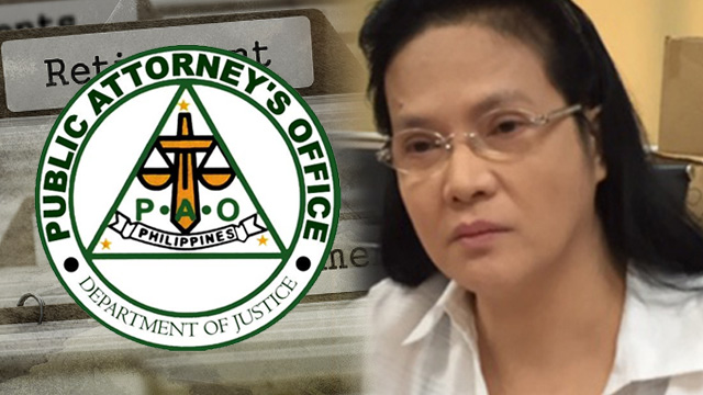 PAO retirees: 'We're not second-class lawyers, citizens'