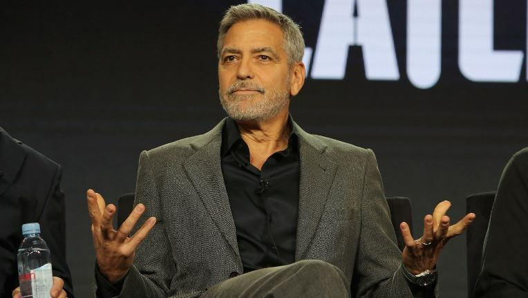BOYCOTT. George Clooney does not support Brunei's harsh new penal code. Photo by Rachel Murray/Getty Images North America/AFP