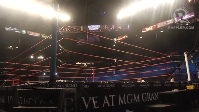 mgm fight night