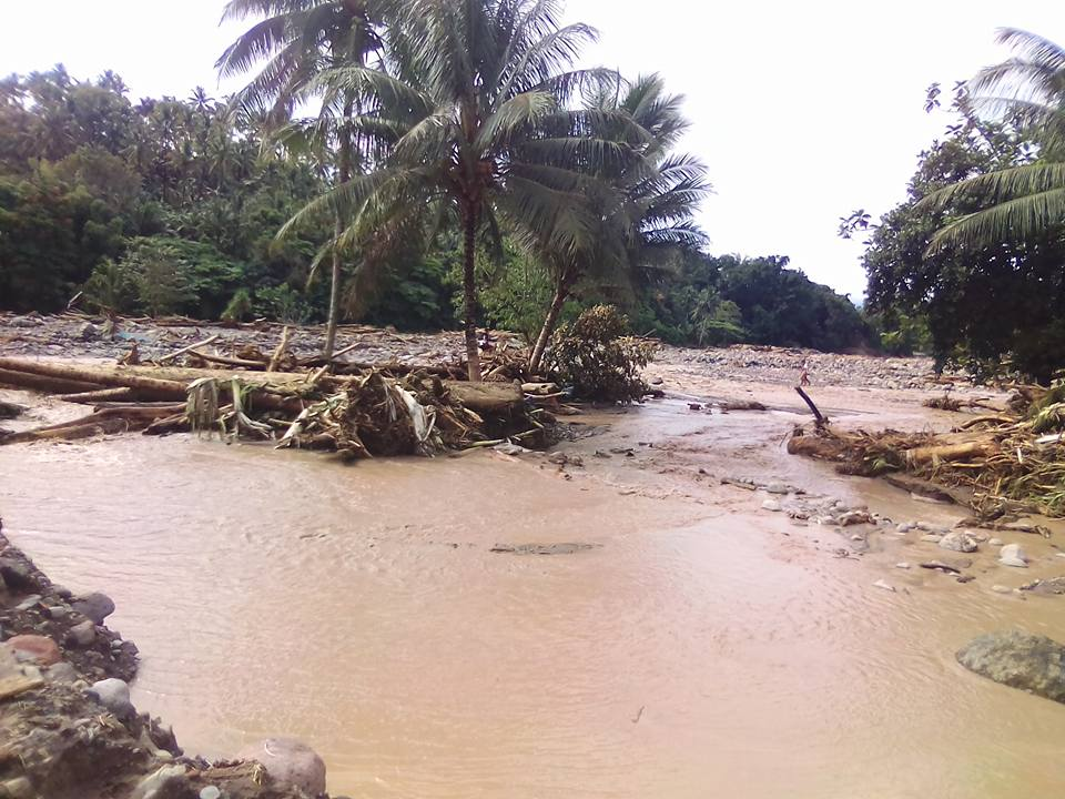 STATE OF CALAMITY. According to Governor Dimaporo, he will recommend that the Lanao del Norte be put under a state of calamity. Photo by Izzy Holmes