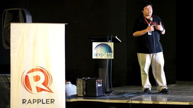 READY. Rappler's Lou Gepuela talks about Project Agos, Rappler's disaster information platform.