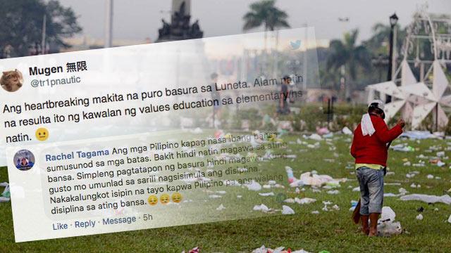 Luneta photo by Ben Nabong/Rappler
