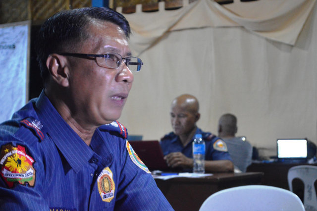 WAGAN. Zamboanga del Norte Police Provincial Director Edwin B. Wagan. Photo by Gualberto Laput/Rappler