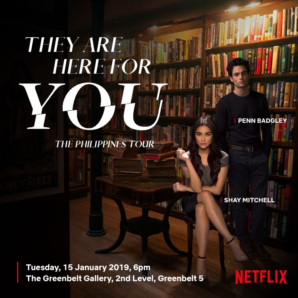 Photo courtesy of Netflix Philippines