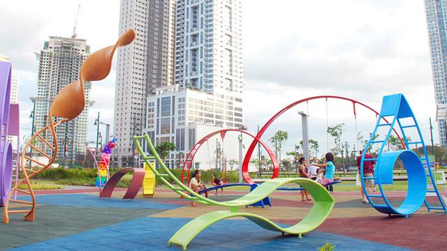 Photo from Bonifacio Global City's Website