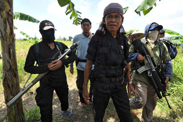 RENEGADE. Ameril Umbra Kato, leader of the Bangsamoro Islamic Freedom Fighters. File photo by Agence France-Presse