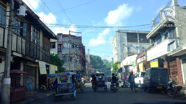URBAN BASILAN. Just like any other province, Basilan hopes for prosperity and development. Photo by Pia Ranada/Rappler