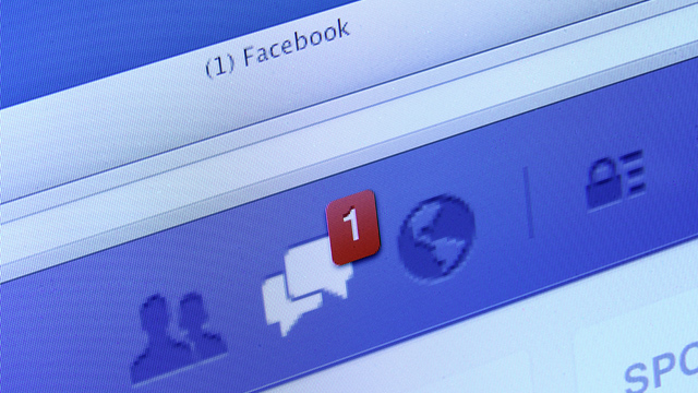 how to stop spam messages on facebook