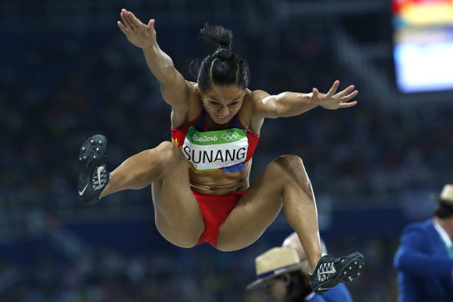 Long Jumper Marestella Torres Sunang Bows Out In Olympic