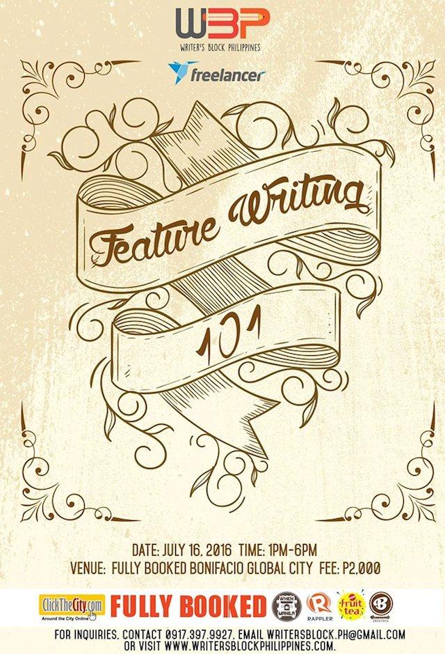 Story writing 101