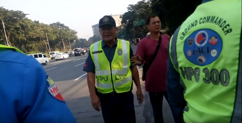 ARIEL AGUILAR. SPO2 Ariel Aguilar is the traffic enforcer of Quezon City Sector 6 who claims to own the towed 'colorum' jeepney.