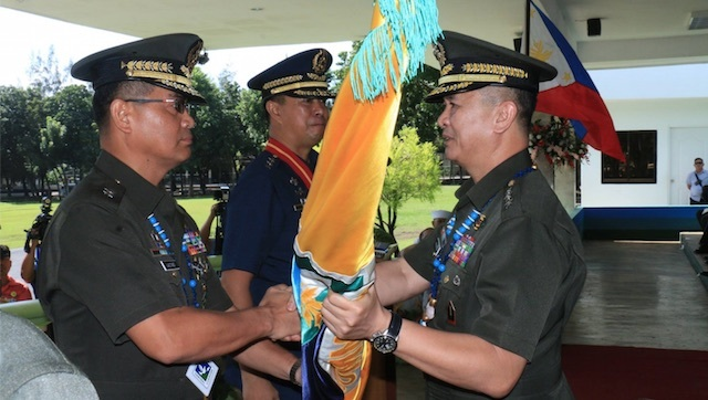 CENTCOM. Major General Oscar Lactao is the new chief of the military command responsible for the Visayas. Centcom photo