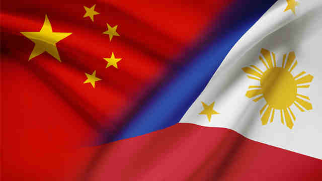 news clipping about china and philippines relationship