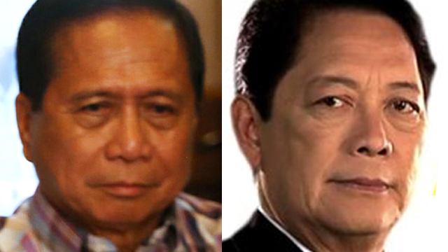 NO STRANGERS. Silvestre Bello III and Jesus Dureza's incoming stint in the government is not their first time.