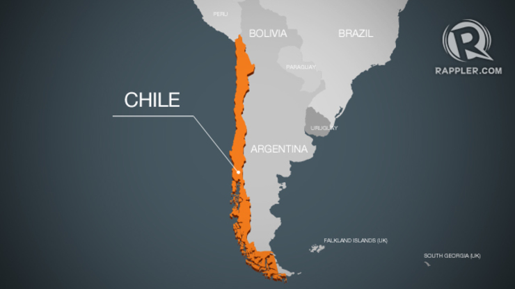 Subway Map In Chile.3 Suspects Arrested In Chile Subway Bombing