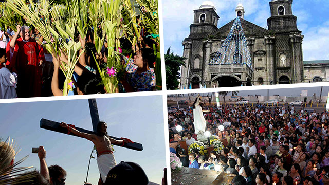 Overview: Holy Week traditions in the Philippines