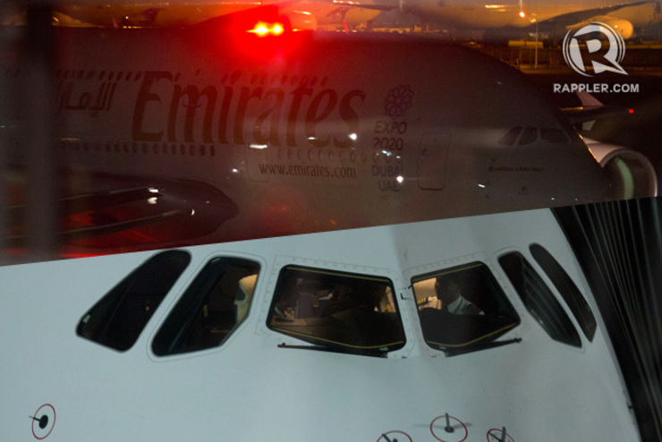 First Filipino A380 pilot: Flying a 'gentle giant'