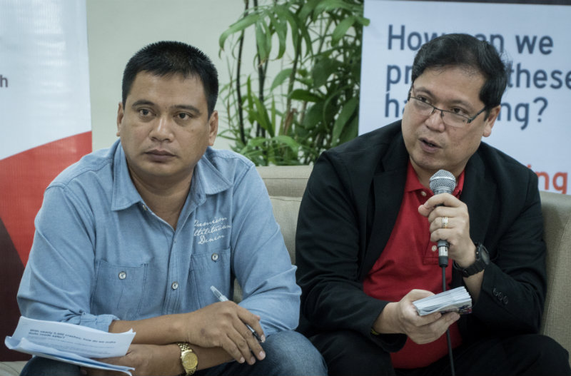 ROAD SAFETY. Iloilo City Mayor Jed Mabilog says the LTO should be stricter in issuing driver's license